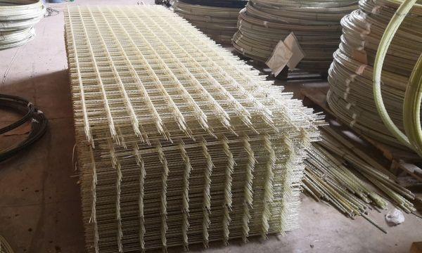 Стеклопластиковая сетка в картах